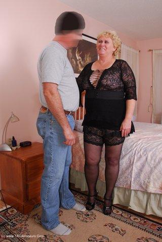 amateur, bbw, nylons, stockings