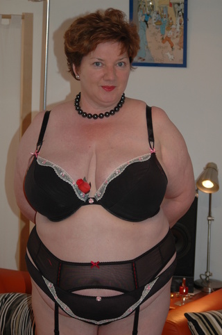milf stockings chris from
