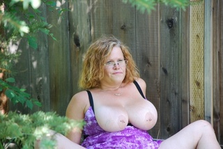 curvy exhibitionist misha milf