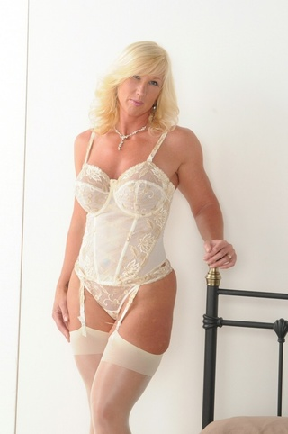 cougar lingerie melody from