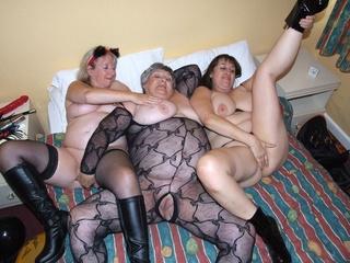 Grandma orgys
