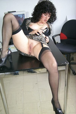stockings german isabel from