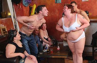 horny fat chicks drink