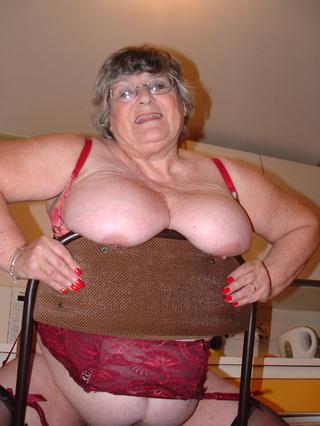 granny extreme penetration grandma