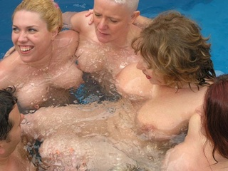 milf orgies barby from