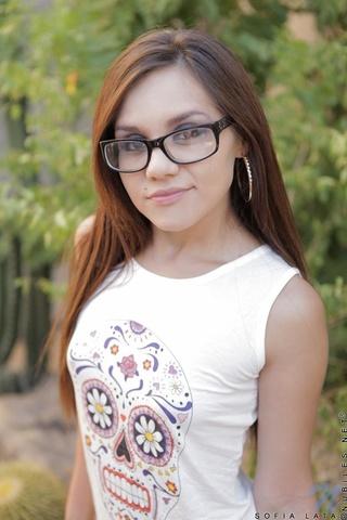glasses sofia lata