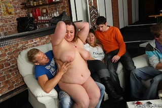 Fatty party porn