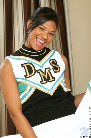 black, small boobs, teen, uniform