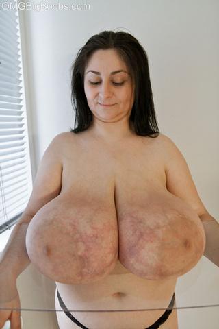 brunette mature slut macromastia