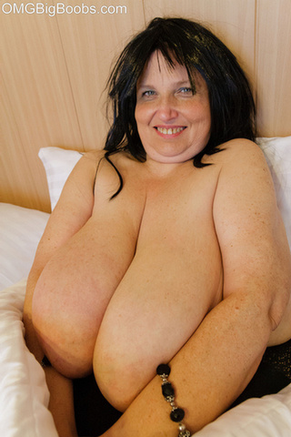 brunette bbw laying bed