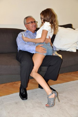 babe, old young, upskirt, young old