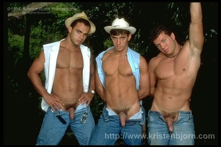 horny fags big muscles