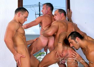 horny hot sailors having