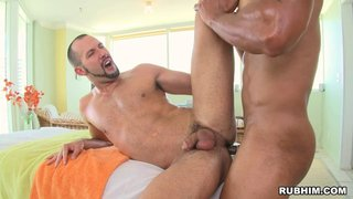beautiful, gay, massage, straight
