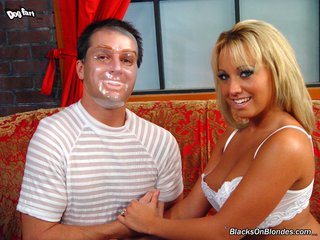 2 on 1, interracial, white, wife
