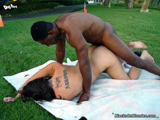 2 on 1, interracial, wet, wet pussy