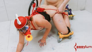 bondage, doctor, kinky, rough sex