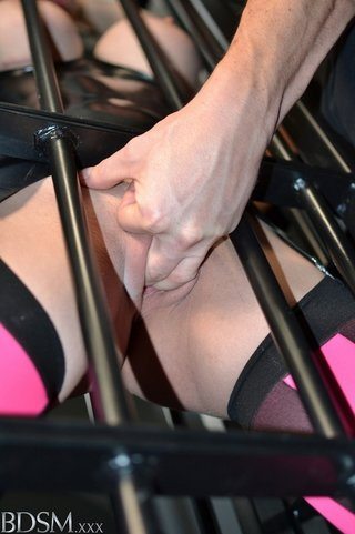 bondage, busty, rough sex, stockings