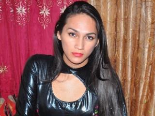 brunette young shemale amanda