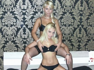 blonde krystalbabexxx and blonde