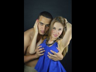 1boy_1girl, couple live sex, striptease, swallow