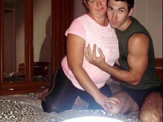 1boy_1girl, couple live sex, striptease, white
