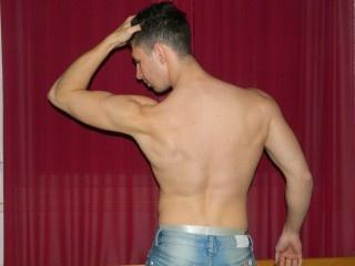 brunette young man brandonsky