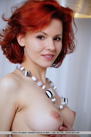 remarkable red-haired maiden parts