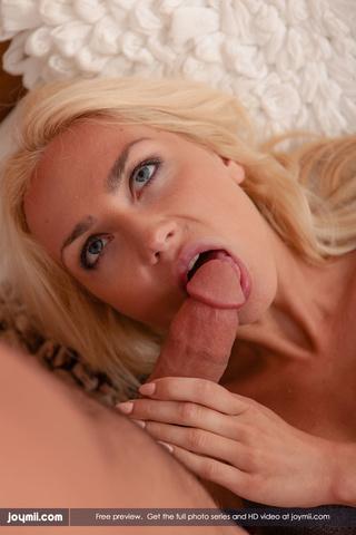 desirable blonde slut grey
