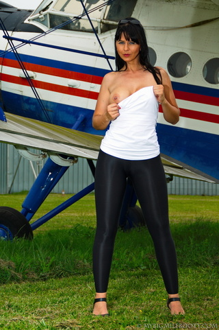 airplane, ass, black, milf