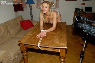 bondage, erotica, snatch, table