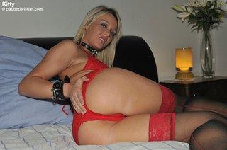 blonde, erotica, panties, pantyhose