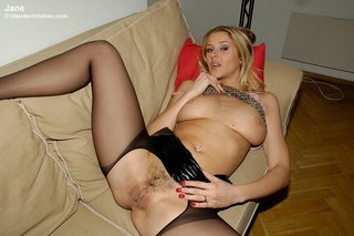 blonde, erotica, pantyhose, snatch