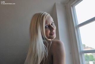blonde, erotica, shower, window