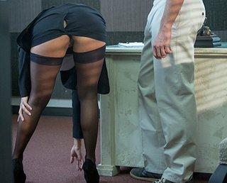 babe, office sex, pantyhose, stockings