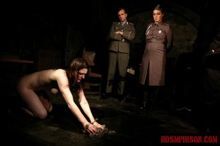 Interrogated women stripped xxx