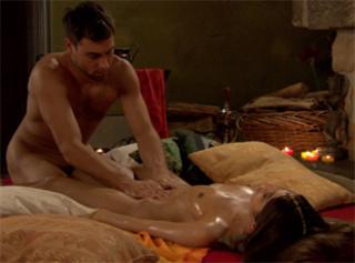 sensual indian oil massage
