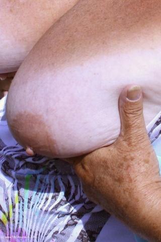stunning granny lifts white