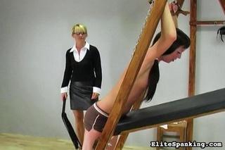 female dominator wait check