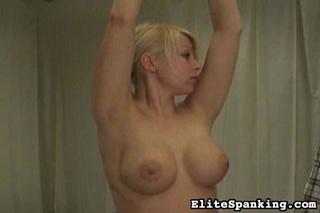 blonde big boobs enjoys