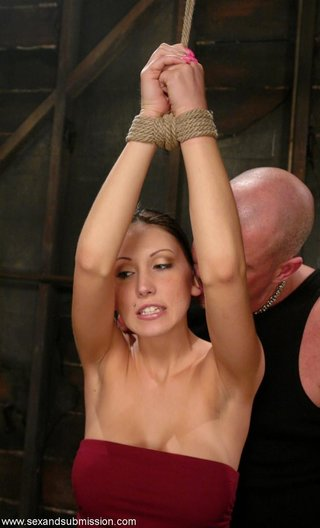 bondage, dick, rough sex, throat