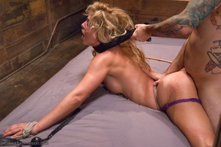 Bound and fucked galleries