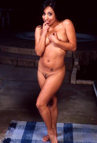 curvy hot ass brunette