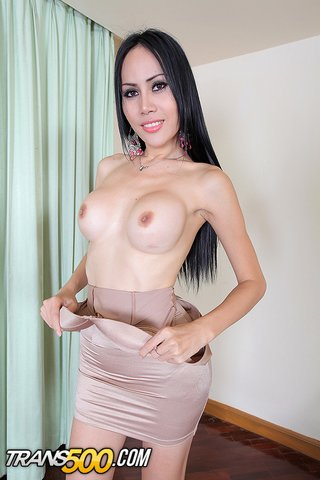 dress, drilled, ladyboy, shemale