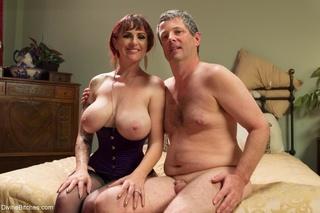 cuckhold pegged ass sexy