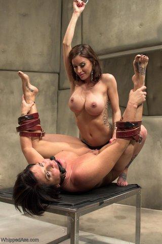 big-breasted females play dirty