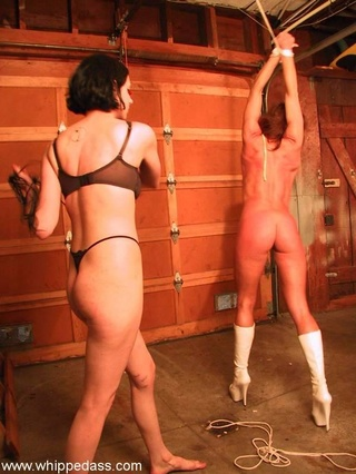 gals humiliate weak pretty