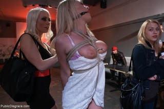 mistress action blonde signs