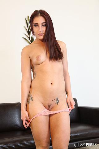 foxy redhead slut spreads