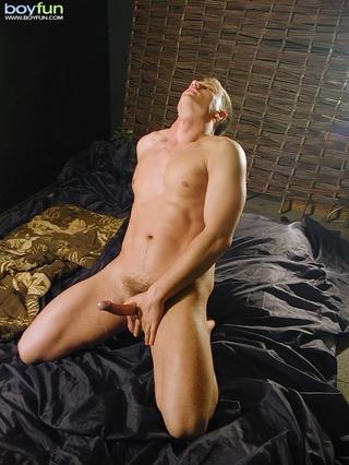 horny guy good abs